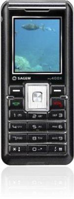 <i>Sagem</i> my400X