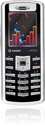 <i>Sagem</i> my405X