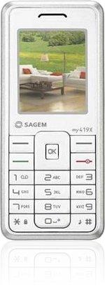 сагем my419X
