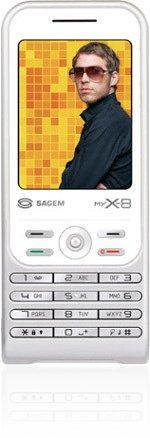 <i>Sagem</i> MY-X8