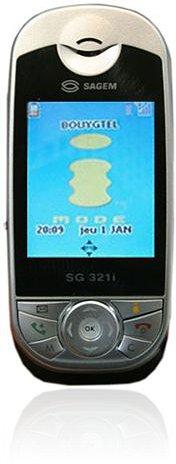 <i>Sagem</i> SG 321i