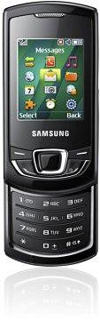 <i>Samsung</i> E2550 Monte Slider