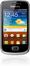 <i>Samsung</i> Galaxy mini 2 S6500