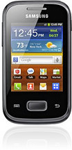 <i>Samsung</i> Galaxy Pocket plus S5301