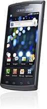 <i>Samsung</i> I9010 Galaxy S Giorgio Armani