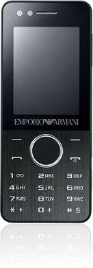 <i>Samsung</i> M7500 Emporio Armani Night Effect