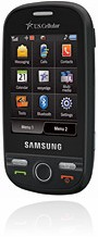 <i>Samsung</i> R360 Messenger Touch
