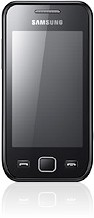 <i>Samsung</i> S5250 Wave525