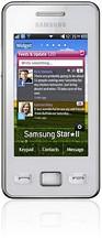 <i>Samsung</i> S5260 Star II