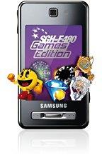 <i>Samsung</i> SGH-F480 Games Edition