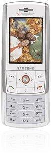 <i>Samsung</i> SGH-D807 White