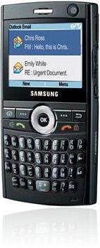 <i>Samsung</i> SGH-i600 BackJack