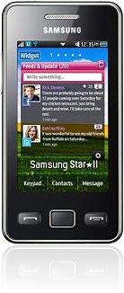 <i>Samsung</i> Star II