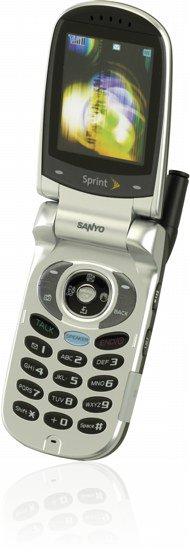 <i>Sanyo</i> SCP-8400