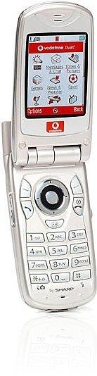 <i>Sharp</i> GX10i (SG200)