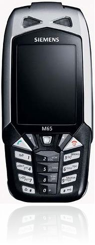 <i>Siemens</i> M65 Racing Black
