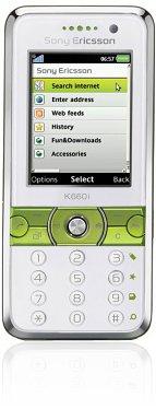 Sony-Ericsson K660i