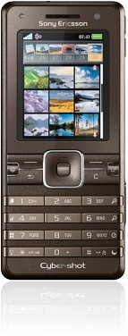 Sony-Ericsson K770i