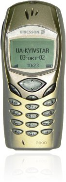 Sony-Ericsson R600