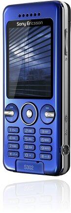 Sony-Ericsson S302