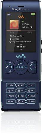 Sony-Ericsson W595