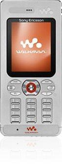Sony-Ericsson W888i