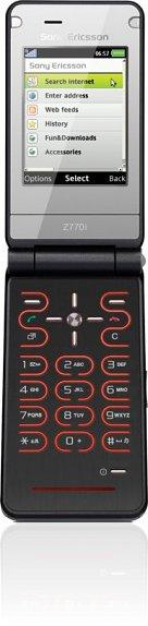 Sony-Ericsson Z770i