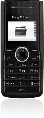 <i>Sony Ericsson</i> J120i