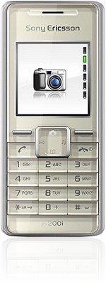 <i>Sony Ericsson</i> K200i