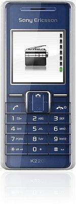 <i>Sony Ericsson</i> K220i