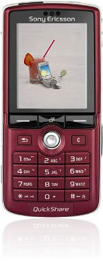 <i>Sony Ericsson</i> K750i Red edition