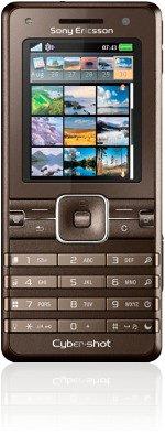 <i>Sony Ericsson</i> K770i