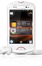 <i>Sony Ericsson</i> Live with Walkman