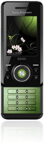 <i>Sony Ericsson</i> S500i