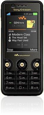 <i>Sony Ericsson</i> W660i