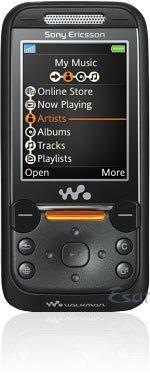 <i>Sony Ericsson</i> W830i