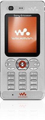 <i>Sony Ericsson</i> W880i