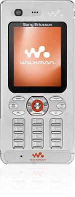 <i>Sony Ericsson</i> W888