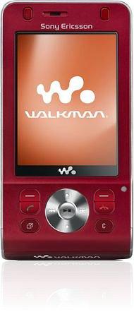 <i>Sony Ericsson</i> W908c