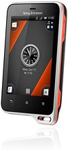 <i>Sony Ericsson</i> Xperia active