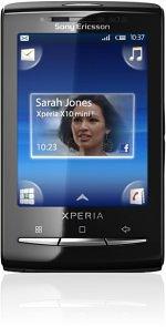 сони Ericsson Xperia X10 mini