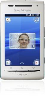сони Ericsson Xperia X8
