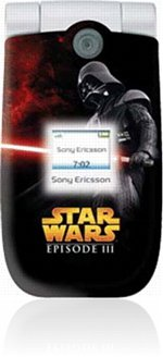 <i>Sony Ericsson</i> Z500a Star Wars Episode III Edition