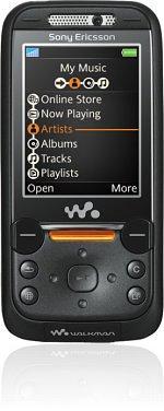 <i>Sony Ericsson</i> W850i