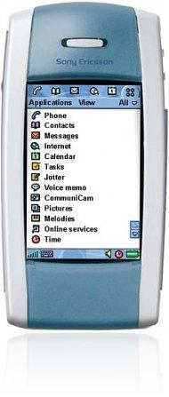 <i>Sony Ericsson</i> P800