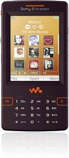 <i>Sony Ericsson</i> W950i